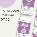 ♓ Horoscope Poissons 2022 - vos prévisions astrologiques 🍀
