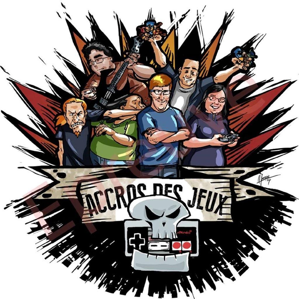 Podcast des Accros des Jeux