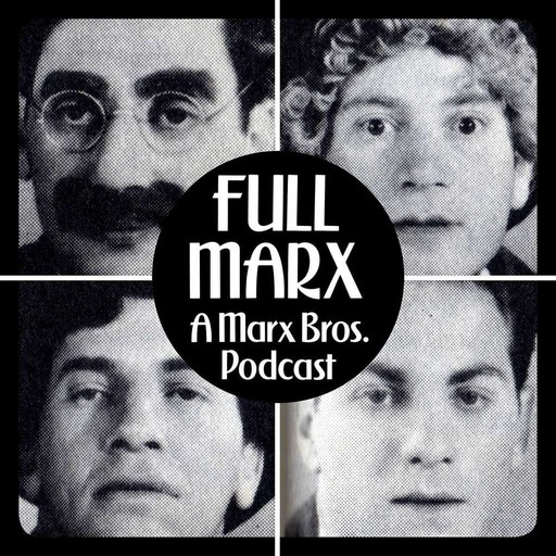 Full Marx – 01 – The Cocoanuts