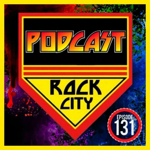 PODCAST ROCK CITY -Episode 131- Christina Vitagliano