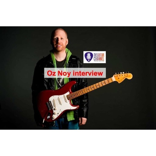 Oz Noy interview – A blues guitar player who pushes the enveloppe