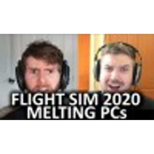 Flight Sim 2020 will CRUSH Your Gaming Rig- WAN Show August 21, 2020