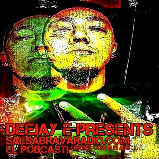 DJ.E Presents: Camina Pa'Lante! El Podcast!