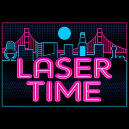 Laser Time – Merry New Year!