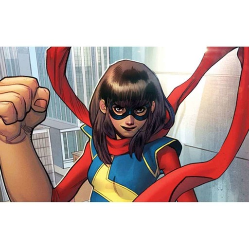 The Stack: Ms. Marvel, Criminal And More