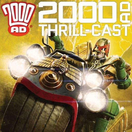 The 2000 AD Thrill-Cast 13 January 2016