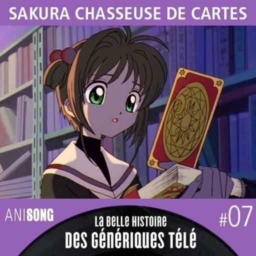 La Belle Histoire des Génériques Télé #07 | Sakura chasseuse de cartes