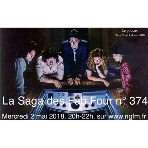La Saga des Fab Four n° 374