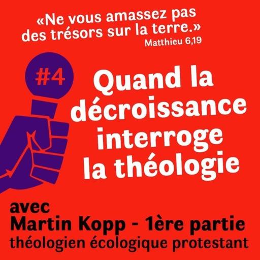 """""""Ne vous amassez pas des trésors sur la terre."""" (Mt 6,19) Quand la décroissance interroge la théologie"""