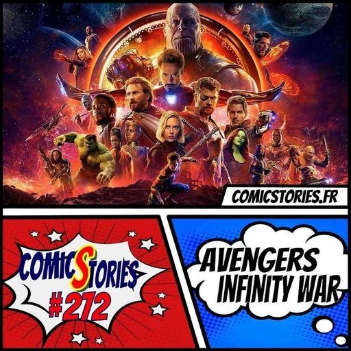ComicStories #272 - Avengers: Infinity War