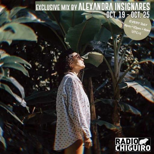 Chiguiro Mix #114 - Alexandra Insignares