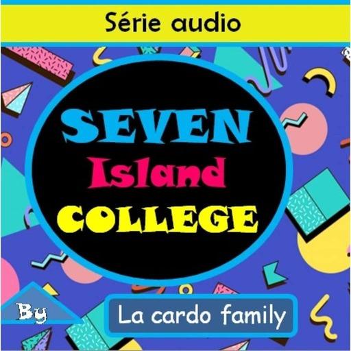 """Série """"Seven Island College"""" épisode 6 intitulé """"Amour, console et amitié"""""""