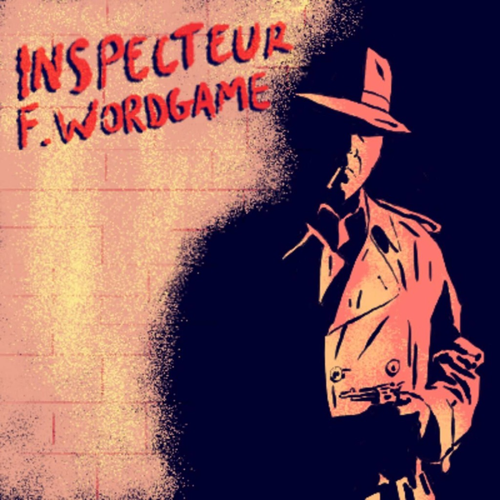 Inspecteur Francis Wordgame