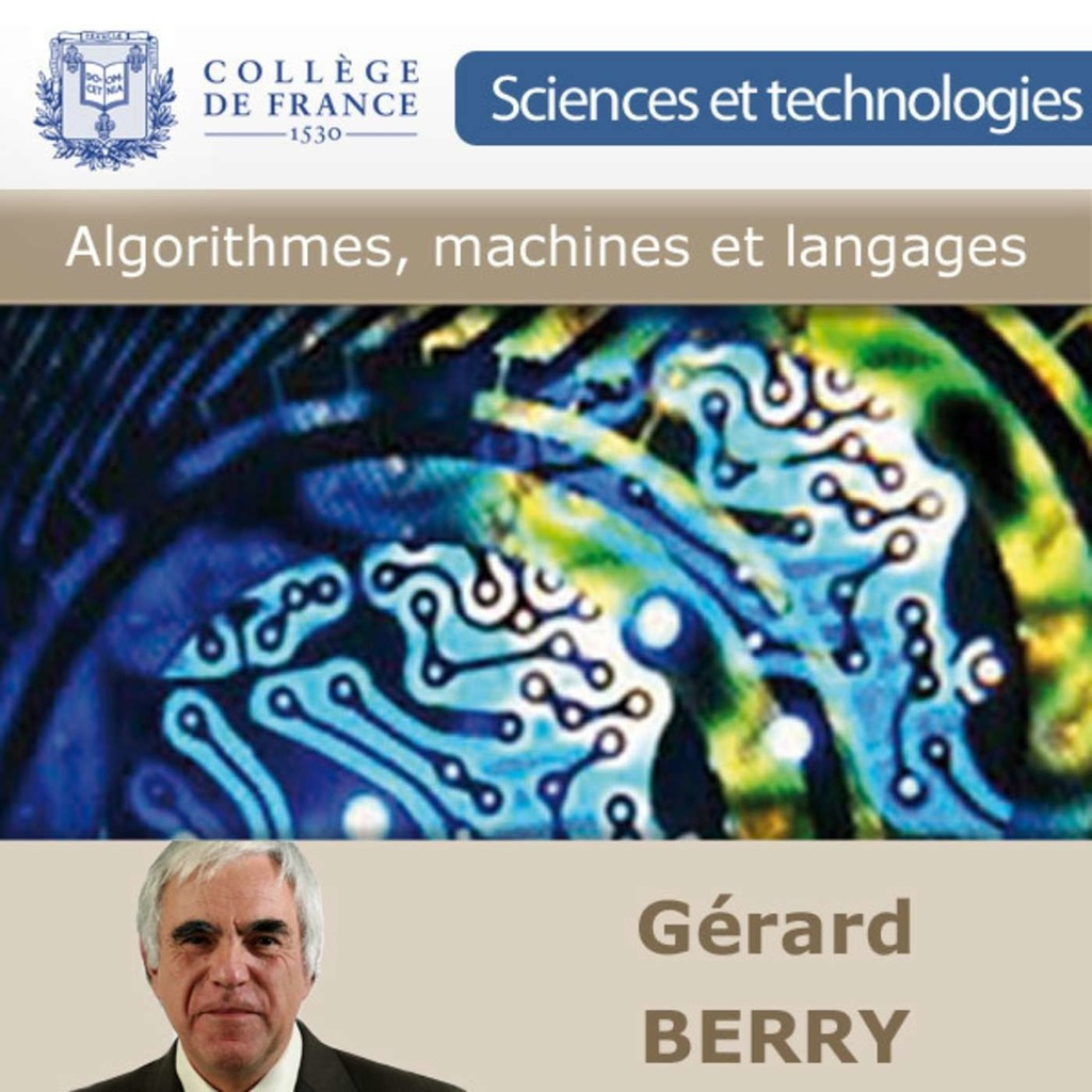 Algorithmes, machines et langages - Collège de France