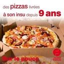 2 juin 2020 - Des pizzas livrées à son insu depuis 9 ans - Sur le pouce