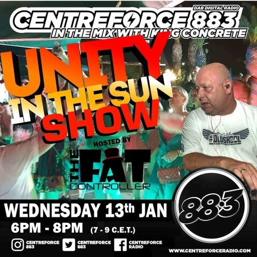 Episode 139: Centreforce Radio 883 13th January 2021