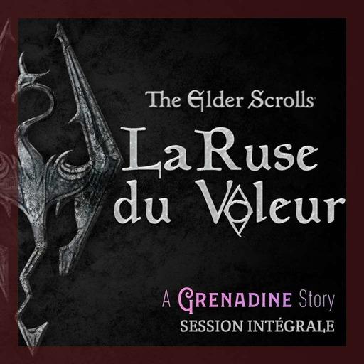 The Elder Scrolls, le JDR - La Ruse du Voleur