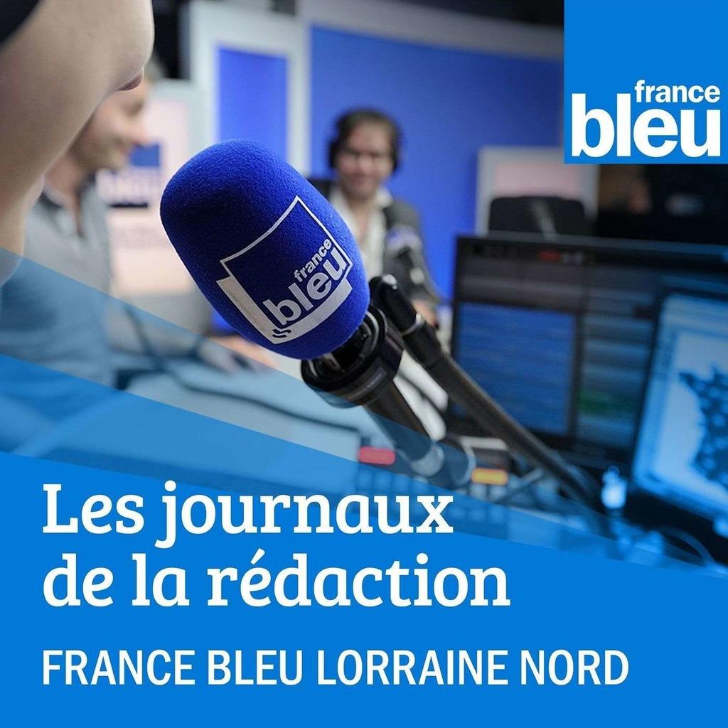 Journaux d'infos de France Bleu Lorraine Nord