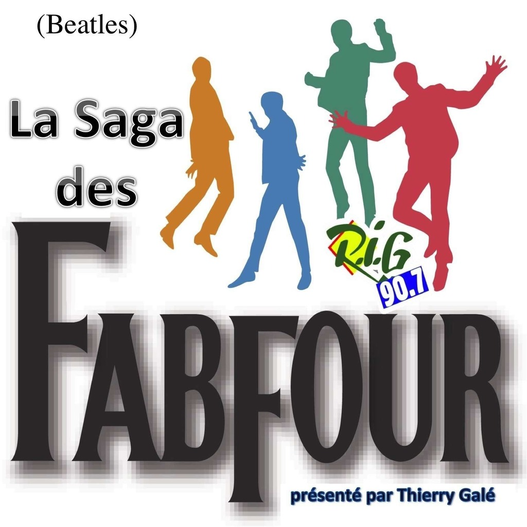 La Saga des Fab Four (Beatles)