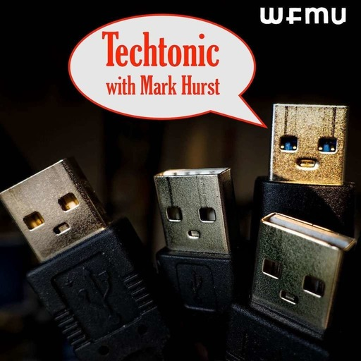 Techtonic with Mark Hurst | WFMU