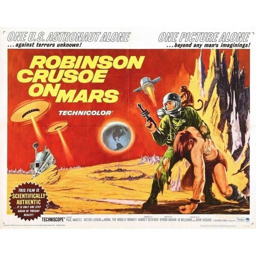 Treks in Sci-Fi_525_Robinson_Crusoe