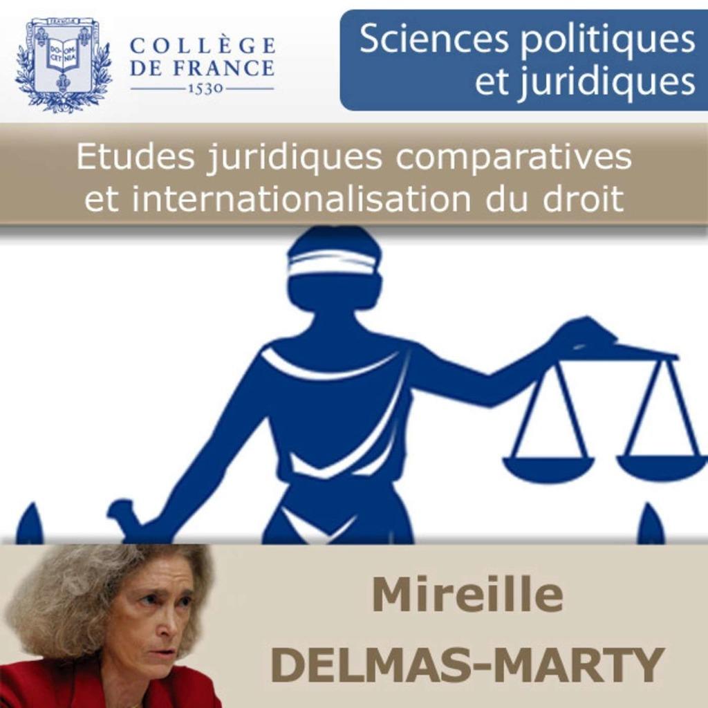 Etudes juridiques comparatives et internationalisation du droit - Collège de France