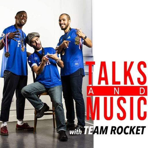 """Talks and Music with TEAM ROCKET: """"Le Hip-Hop, révolutionnaire !"""""""