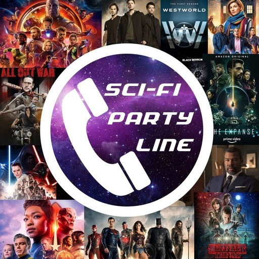 Sci-Fi Party Line #340 10th Annual 2019 TURD OFF! Part 1 of 2 💩
