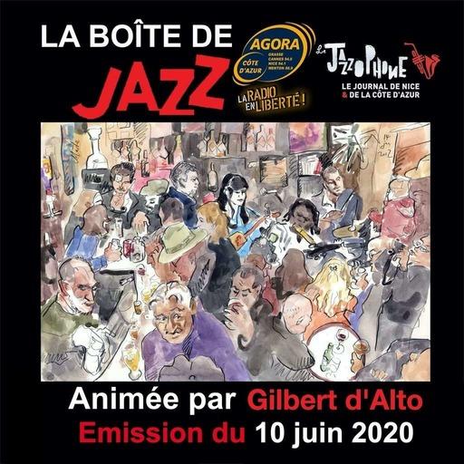 La Boite de Jazz du 10 juin 2020.m4a