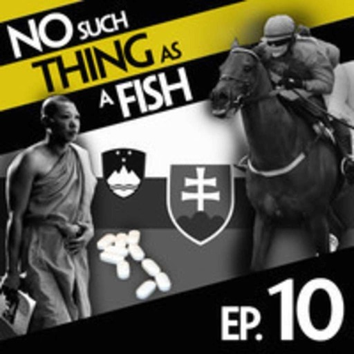 Episode 10: No Such Thing As A Soggy Monk