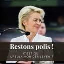 Ep. 45 : C'est qui Ursula Von Der Leyen ?