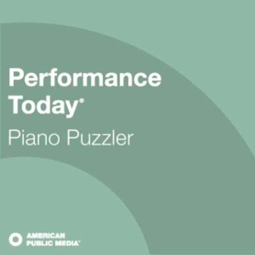 Performance Today - Piano Puzzler 05/22/2019