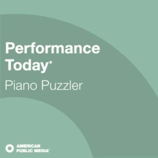 Performance Today - Piano Puzzler 10/07/2020
