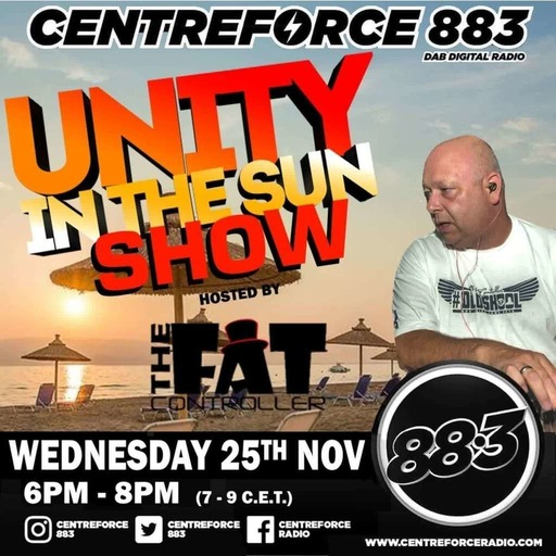 Episode 131: Centreforce Radio 883 25th Nov 2020