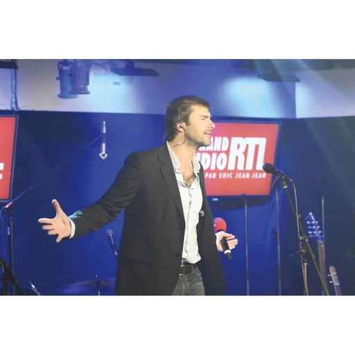 Grand Studio RTL Lanomali avec Matthieu Chedid
