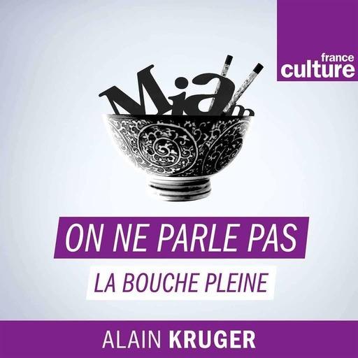 A la table du cinéaste et ethnologue Jean Rouch