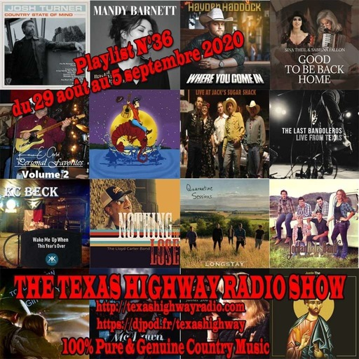 Texas Highway Radio Show N°36
