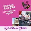 Apero de Verre et Devin, Véronique Saint Gilles nous parle de son don de voyance