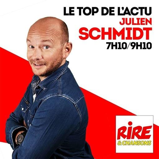 Julien Schmidt alias le président de l'association « belle balade et complotisme en pays occitan - Le top de l'actu - 24-11-2020