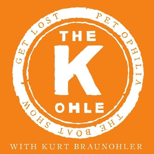 The K Ohle with Hutch Harris