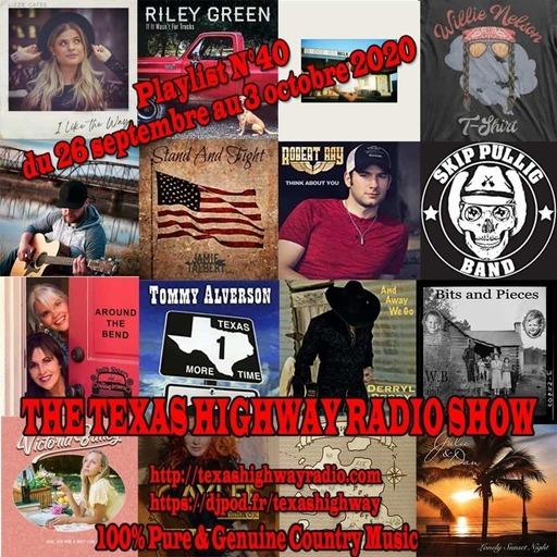 Texas Highway Radio Show N°40
