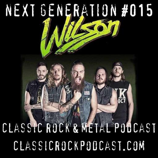 Next Generation 015 - Wilson