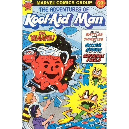 Episode 272: Whatever Happened To The Kool-Aid Man?