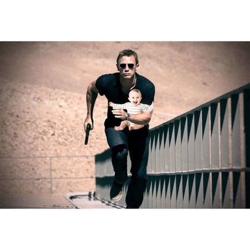 Ep 22 : Thèmes De James Bond Et Enfants (mauvais goût inside)