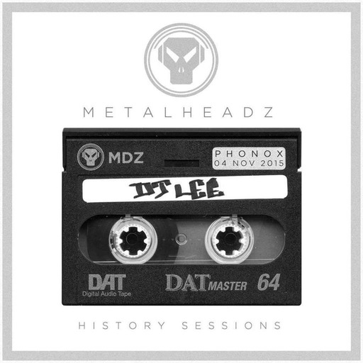 Metalheadz Podcast 53 - DJ Lee