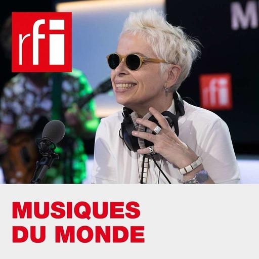 Musiques du monde - Session live entre Monkuti et Sociedade Recreativa