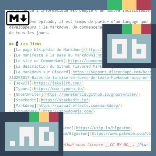 #6 Script.md : Markdown