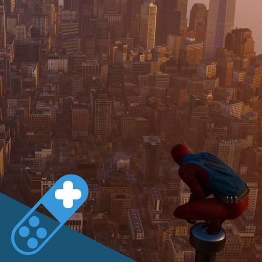 Kapsule Pixel ~2~ : Spiderman (PS4)