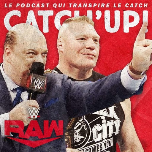 Catch'up! WWE Raw du 6 janvier 2020 — Preum's 1️⃣