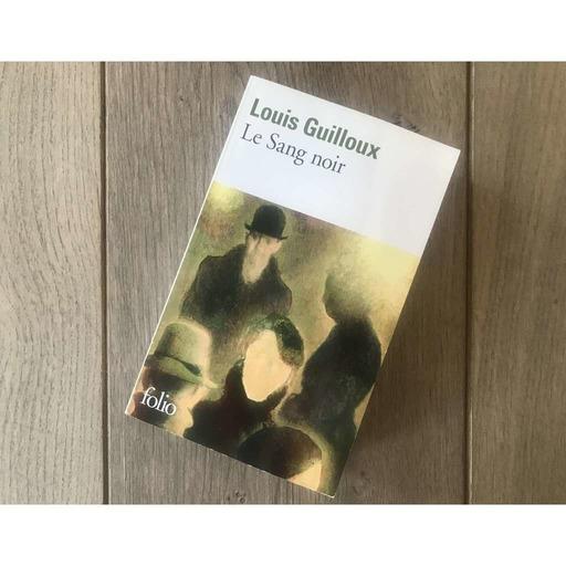 Le Sang noir, Louis Guilloux